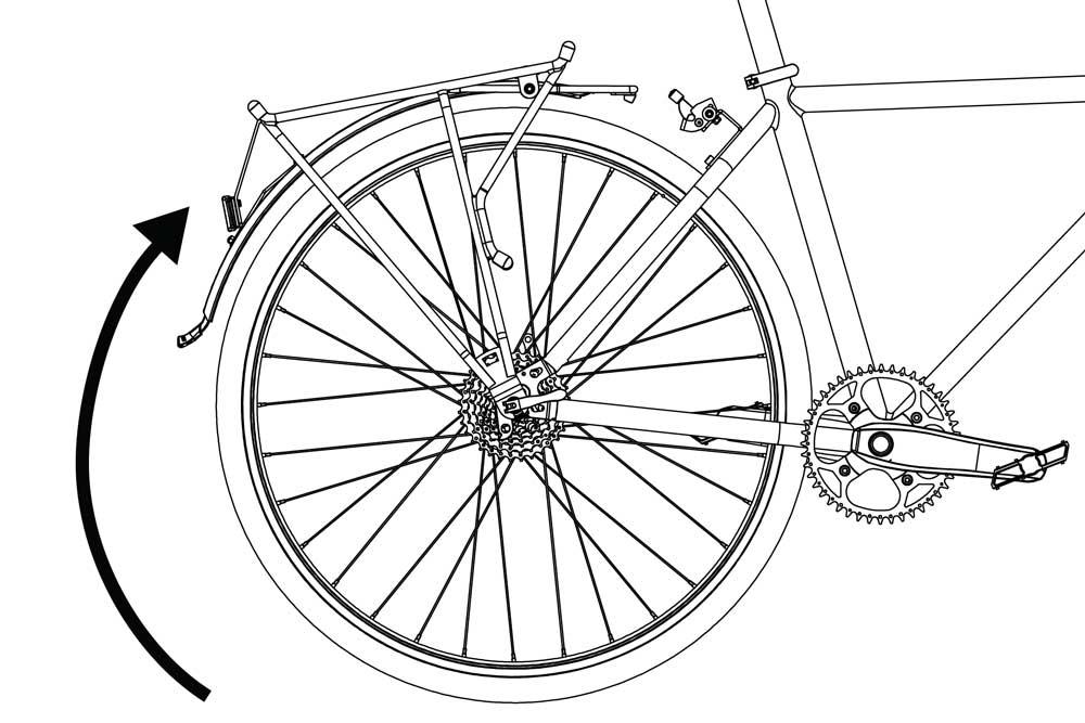 Rotate RackStand Up Diagram